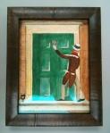 frame with door 1