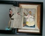 frame with door 8