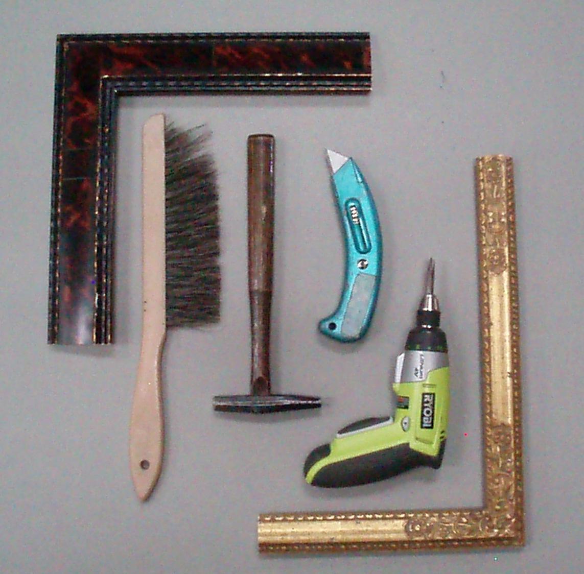 framing tools vertical