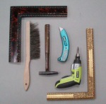 framing tools - vertical