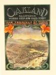 Oakland Lake Merritt