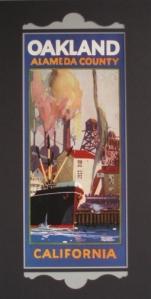 Oakland - ships